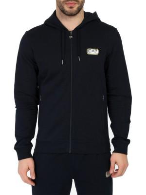 Толстовка мужская Train Lux Hoodie Sweatshirt EA7 Emporio Armani