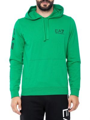 Толстовка мужская Train Graphic Sweatshirt EA7 Emporio Armani