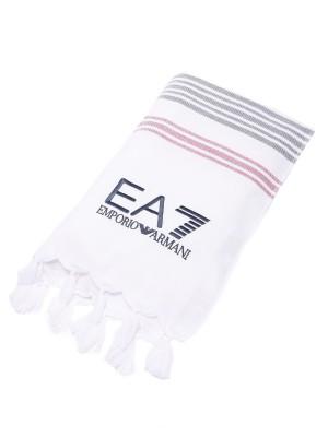 Полотенце-покрывало пляжное Sea World Cannes Towel EA7 Emporio Armani