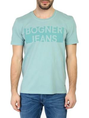 Футболка мужская Logo T-shirt BOGNER JEANS