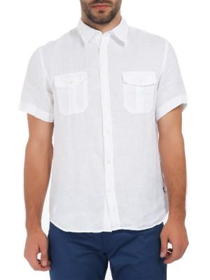 Рубашка мужская из льна MARINA YACHTING