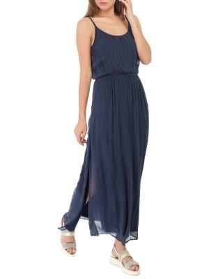 Платье женское с верхним слоем из шелка DEHA