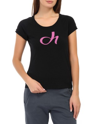 Футболка женская Logo T-shirt DEHA