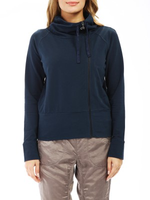 Толстовка женская Full Zip Sweatshirt DEHA