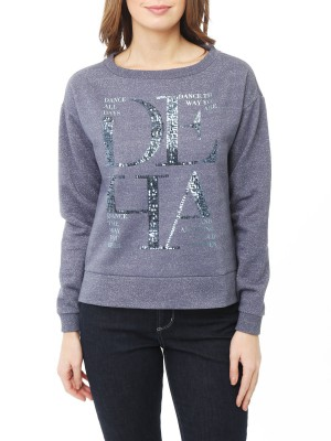 Толстовка женская Lurex Sweatshirts DEHA
