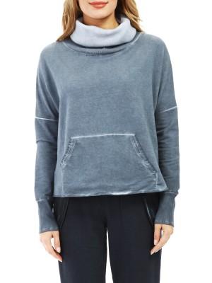 Толстовка женская High Neck Sweater DEHA