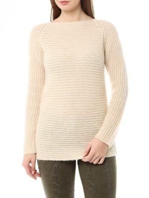 Свитер женский Knitted Long Sweater DEHA
