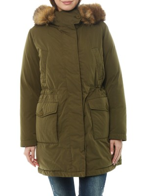 Парка пуховая для зимы Military Jacket GEOX