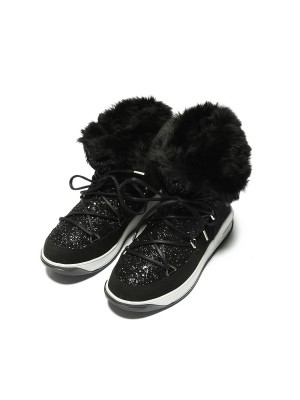 Ботинки женские Ski Afterski Boot EA7 EMPORIO ARMANI