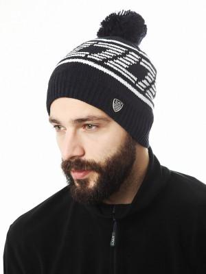 Шапка мужская Mount Private Chalet Beanie Hat EA7 EMPORIO ARMANI