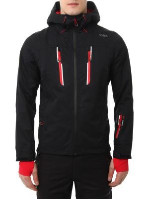 Куртка мужская Ski Jacket Fix Hood СMP CAMPAGNOLO