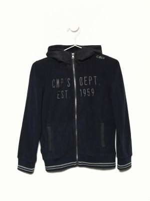 Толстовка детская Boy Fleece Jacket CMP CAMPAGNOLO