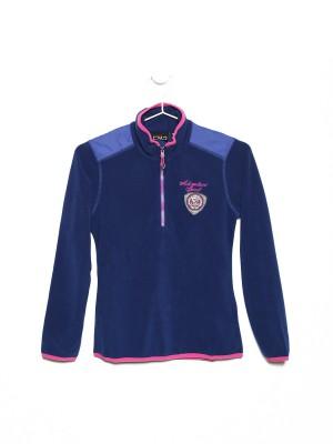 Джемпер детский из флиса Girl Fleece Sweater CMP CAMPAGNOLO