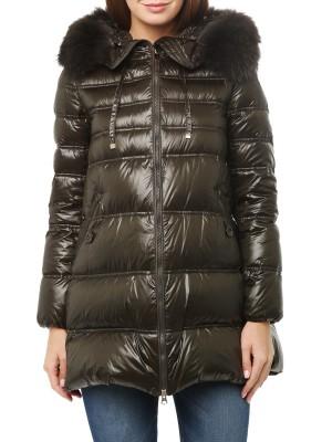 Пальто женское на пуху HENRY COTTON'S