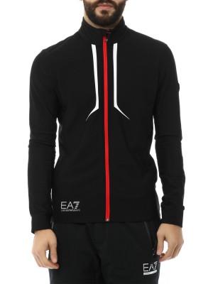 Толстовка мужская горнолыжная EA7 EMPORIO ARMANI