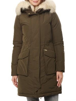 Пальто женское Military Parka WOOLRICH