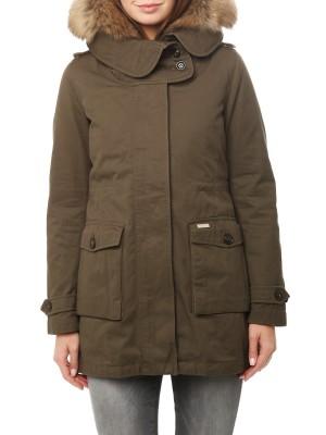 Куртка женская двойная Scarlet Eskimo WOOLRICH