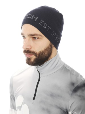 Шапка мужская Logo Hat WOOLRICH