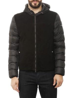 Куртка мужская со вставками из замши CERRUTI