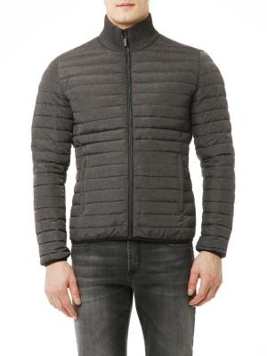 Куртка мужская на пуху BIKKEMBERGS