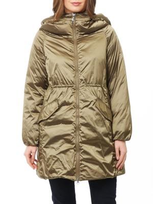 Пальто женское Long Padded Jacket DEHA