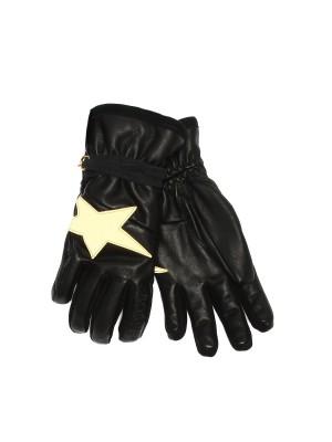Перчатки кожаные утепленные Silvia BOGNER