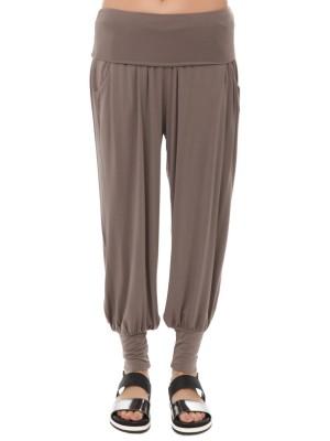 Брюки женские Roll On Waist Pants DEHA