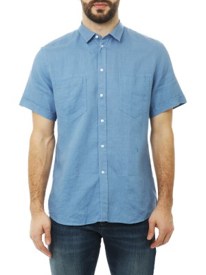 Рубашка мужская City Collar TRUSSARDI JEANS