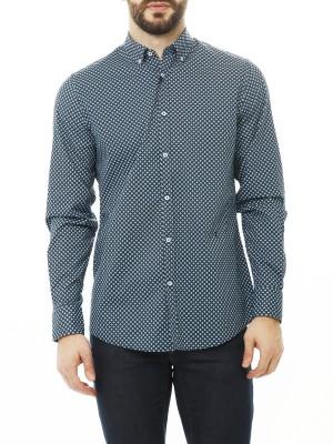Рубашка мужская TRUSSARDI JEANS