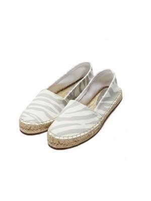 Обувь жен ESPANDRILLES ZEBRA JUVIA