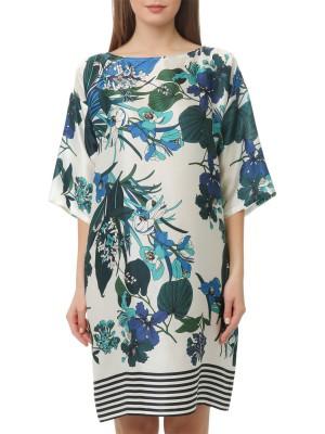 Платье женcкое из шелка MARINA YACHTING