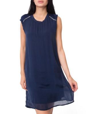 Платье женское с верхним слоем из шелка Silk Double Dress DEHA