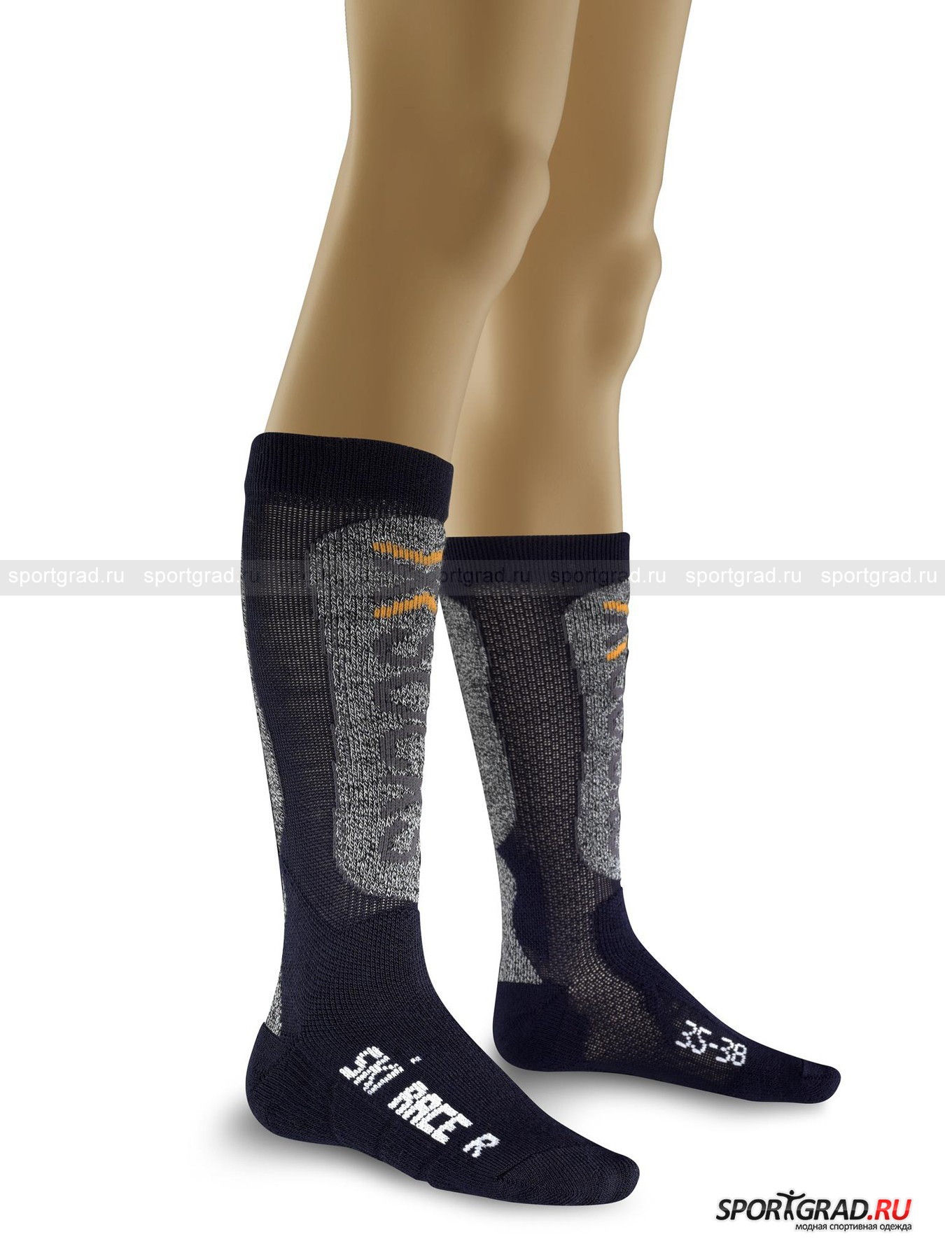 ����� ������� Kid Ski Racing X-SOCKS