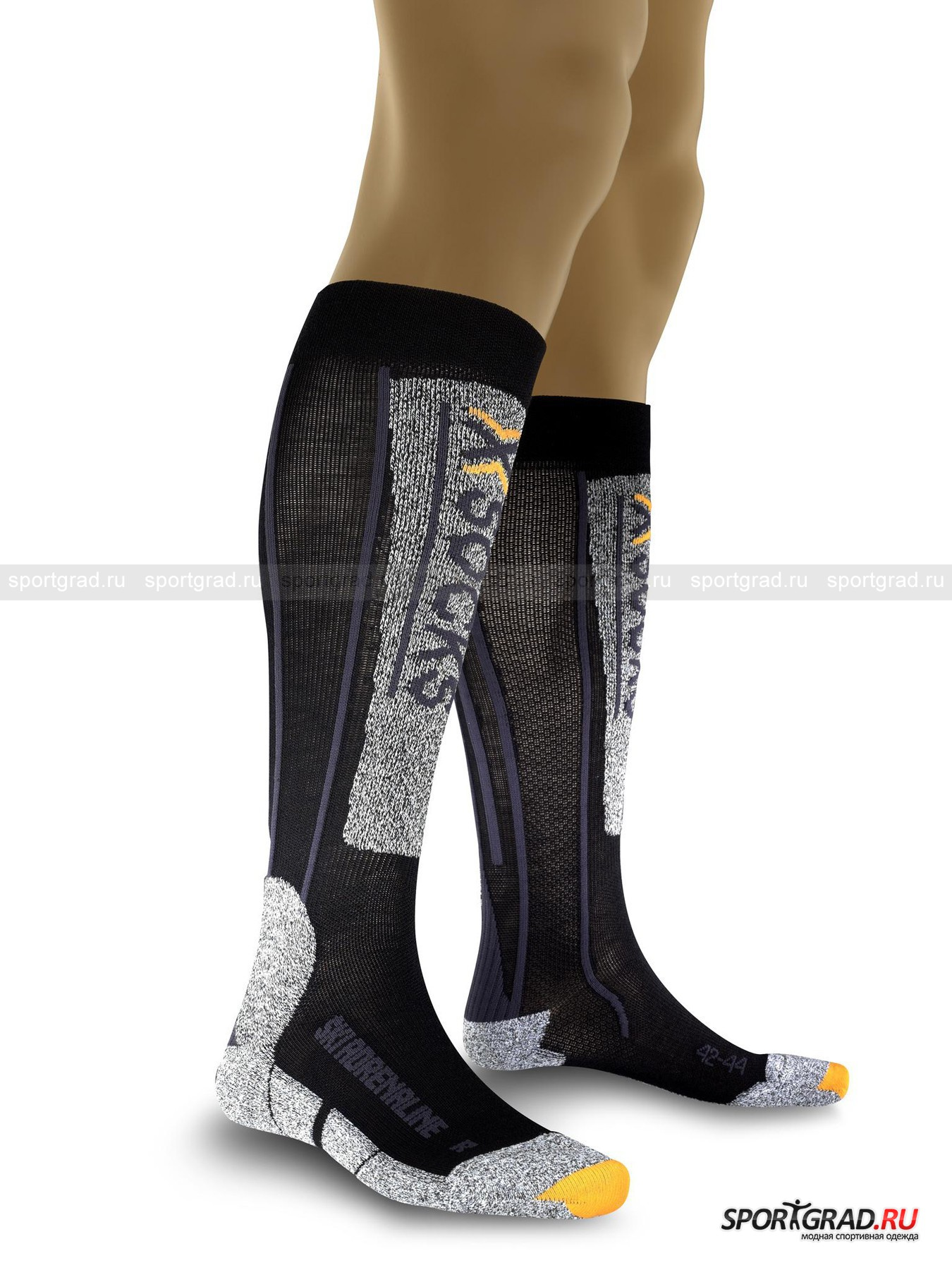 Термоноски унисекс Г/л Ski Adrenaline X-SOCKS от Спортград