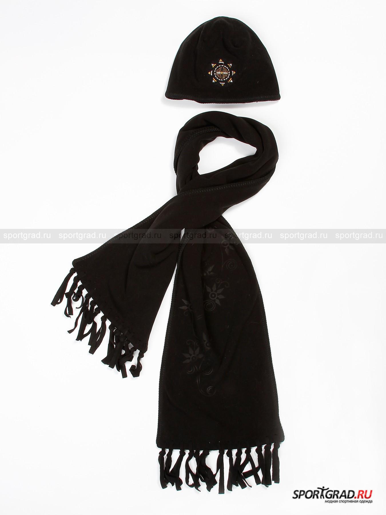 Комплект шапка и шарф LUHTA