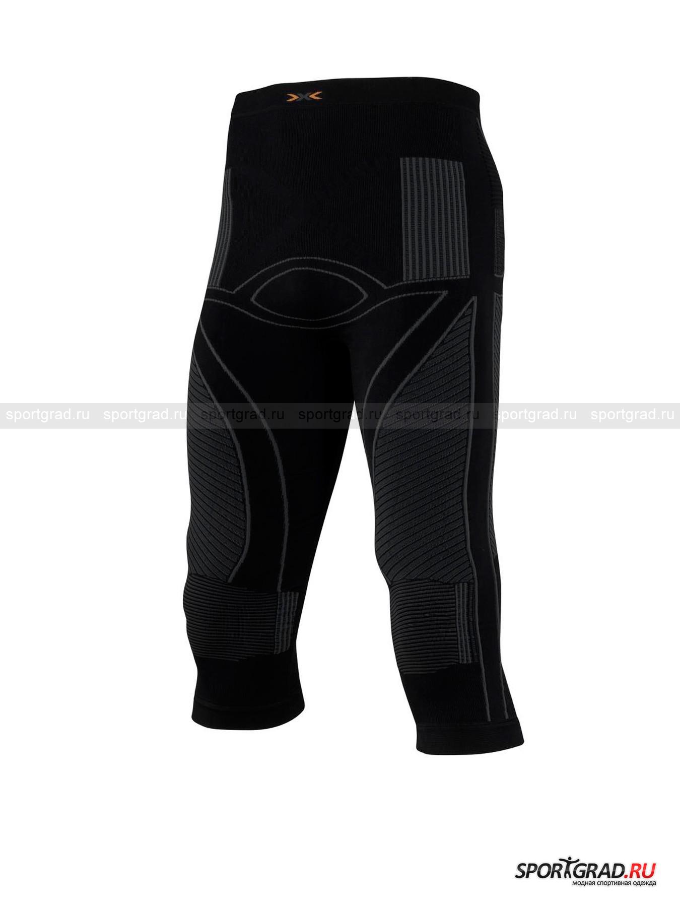 Белье: термобриджи мужские Pants Med Acum X-BIONIC для занятий спортом