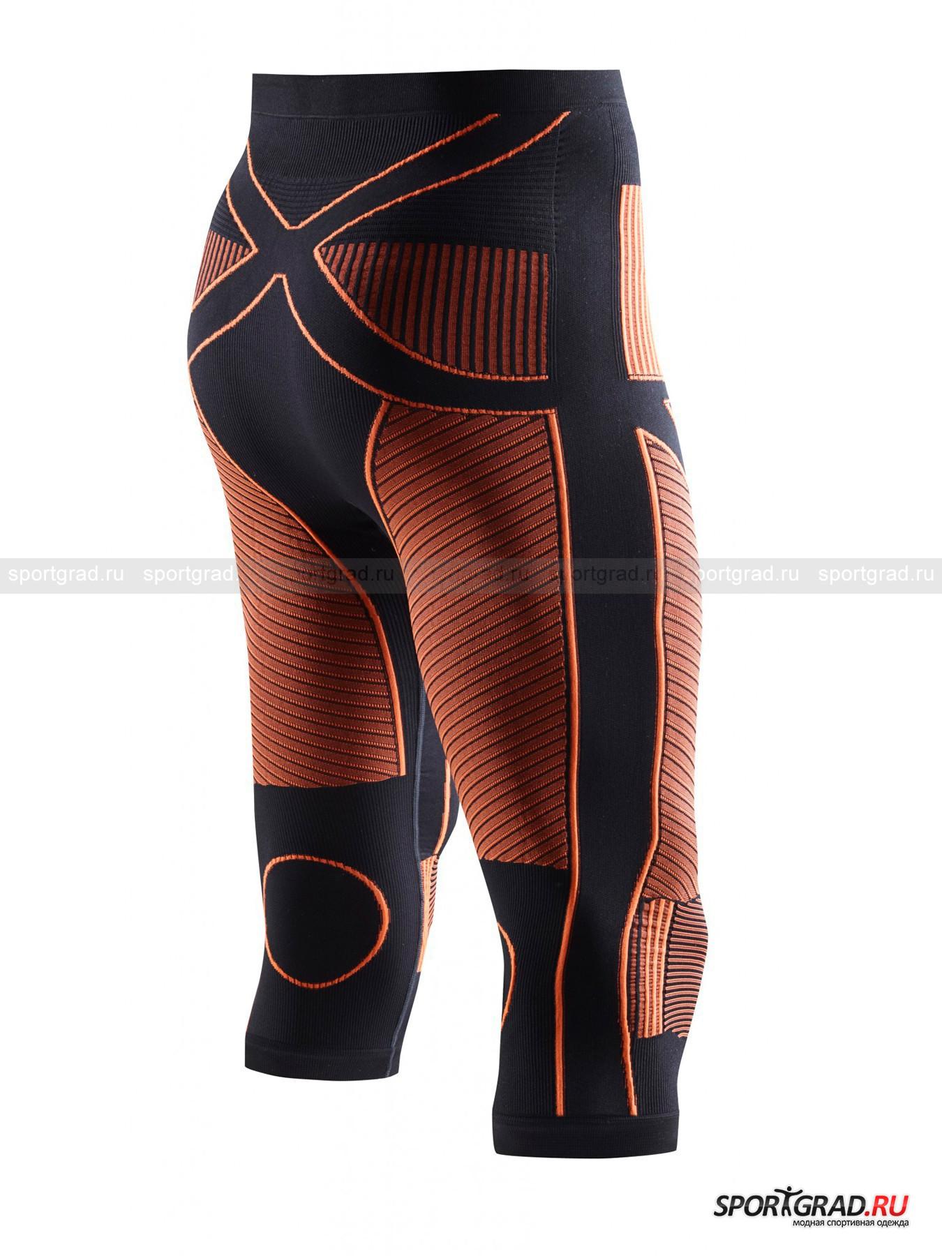 Белье: термобриджи мужские Pants Med Acum X-BIONIC для занятий спортом от Спортград