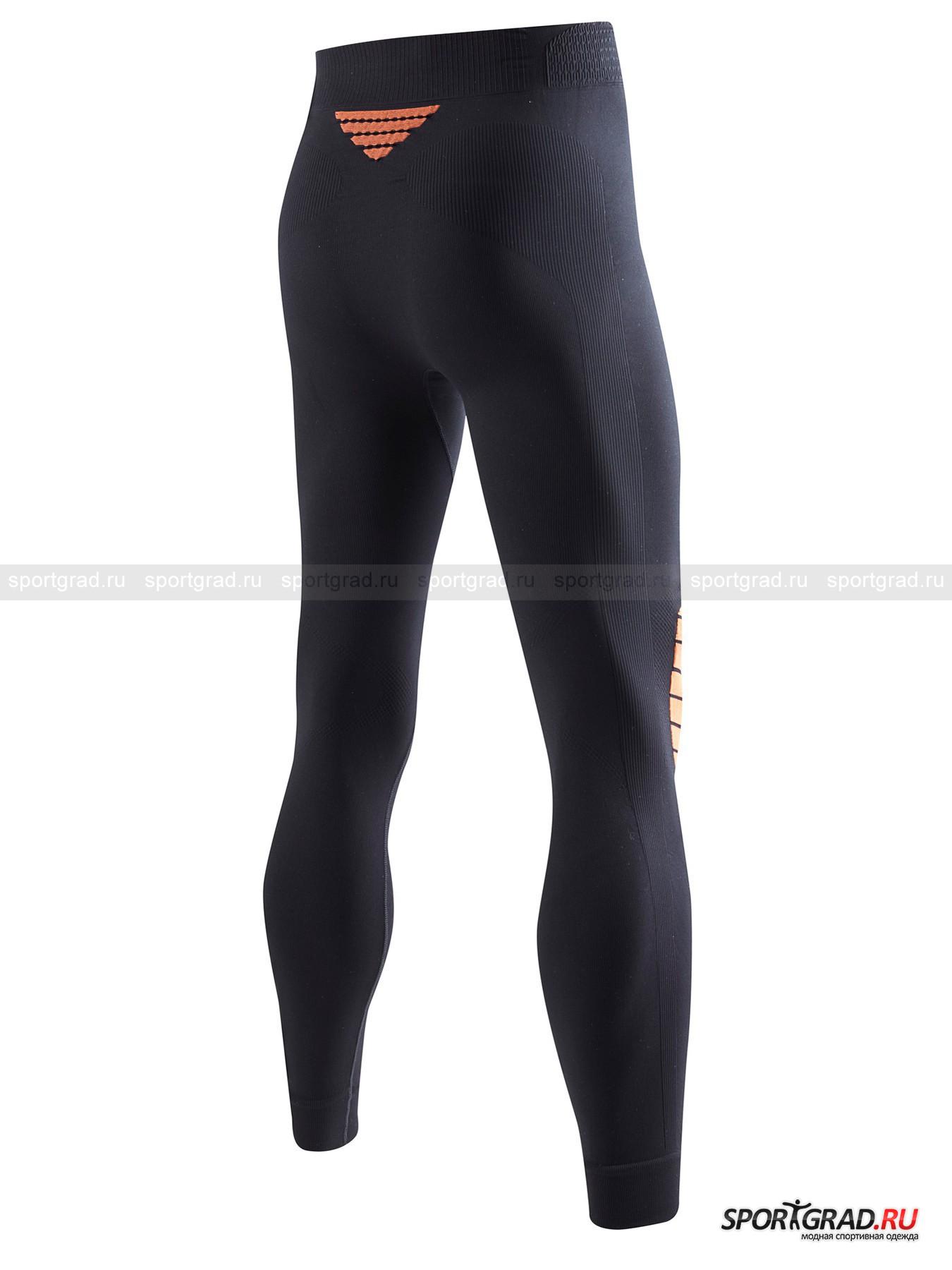 Белье: термокальсоны мужские Pants Long Energ X-BIONIC для занятий спортом от Спортград