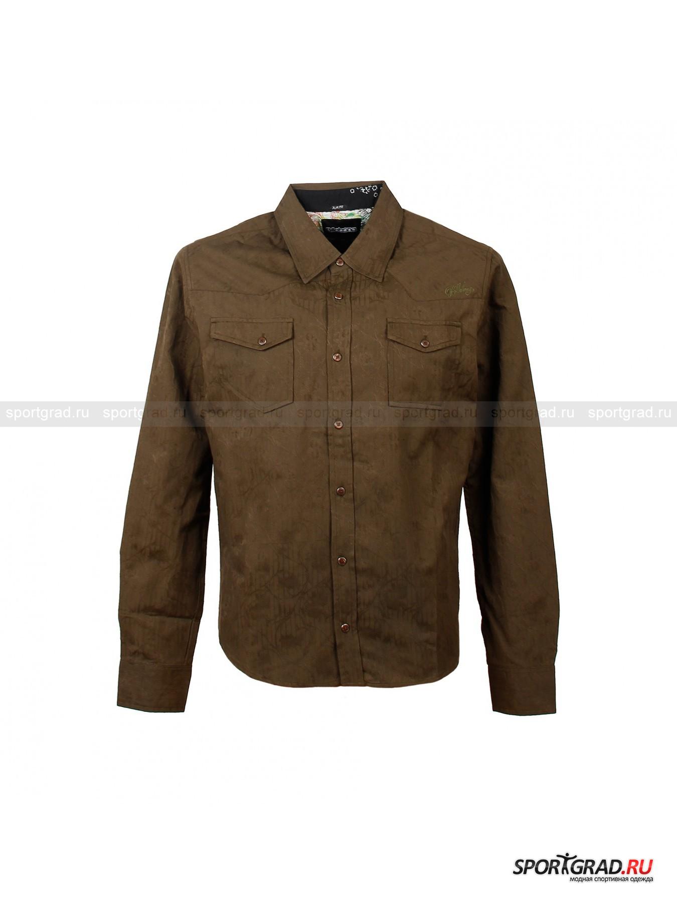 Рубашка мужская BILLABONG Thorn от Спортград