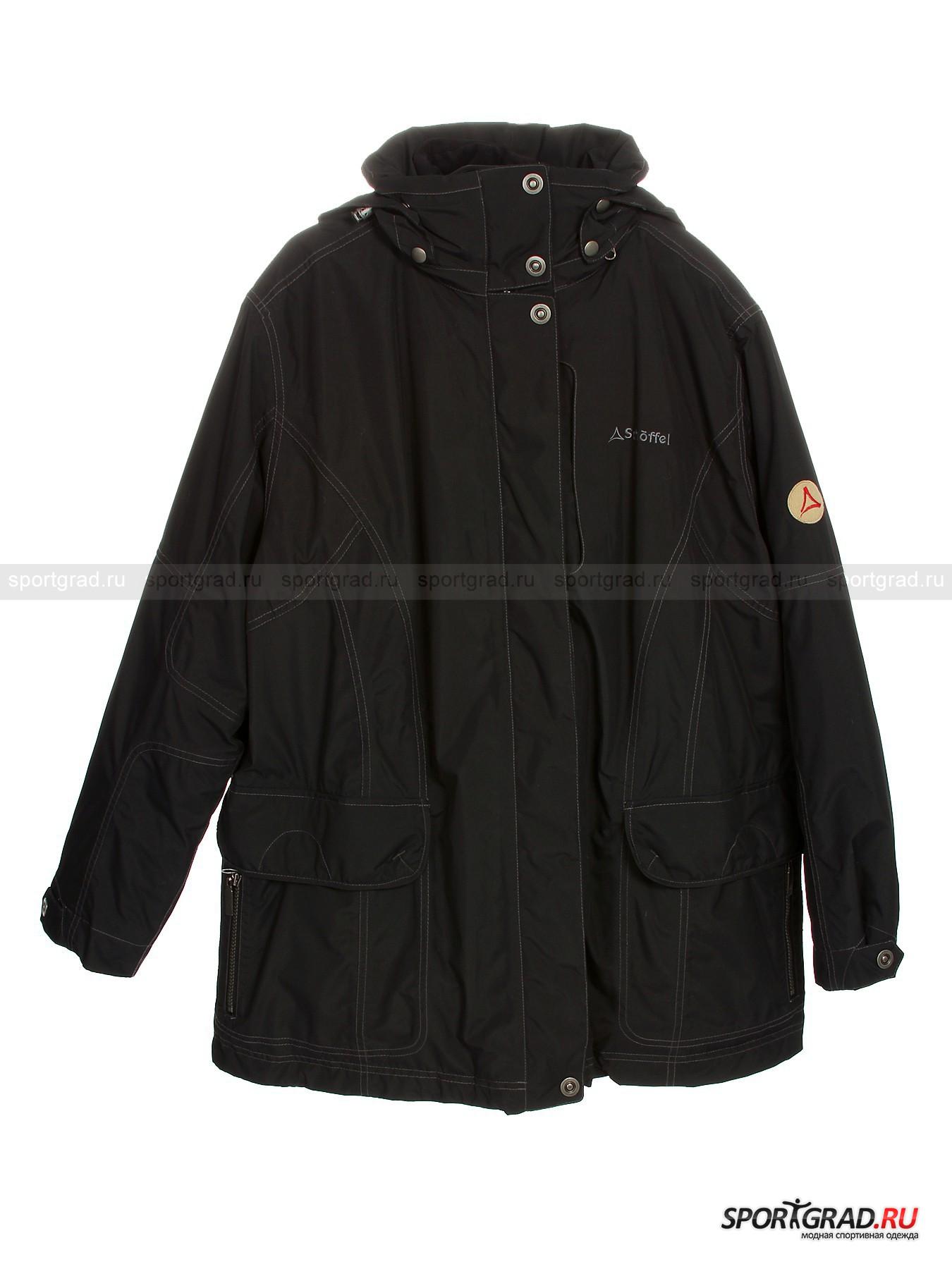 Куртка женская Calypso DJ SCHOFFELКуртки<br><br><br>Пол: Женский<br>Возраст: Взрослый<br>Тип: Куртки<br>Состав: 100% Пэ100%пу