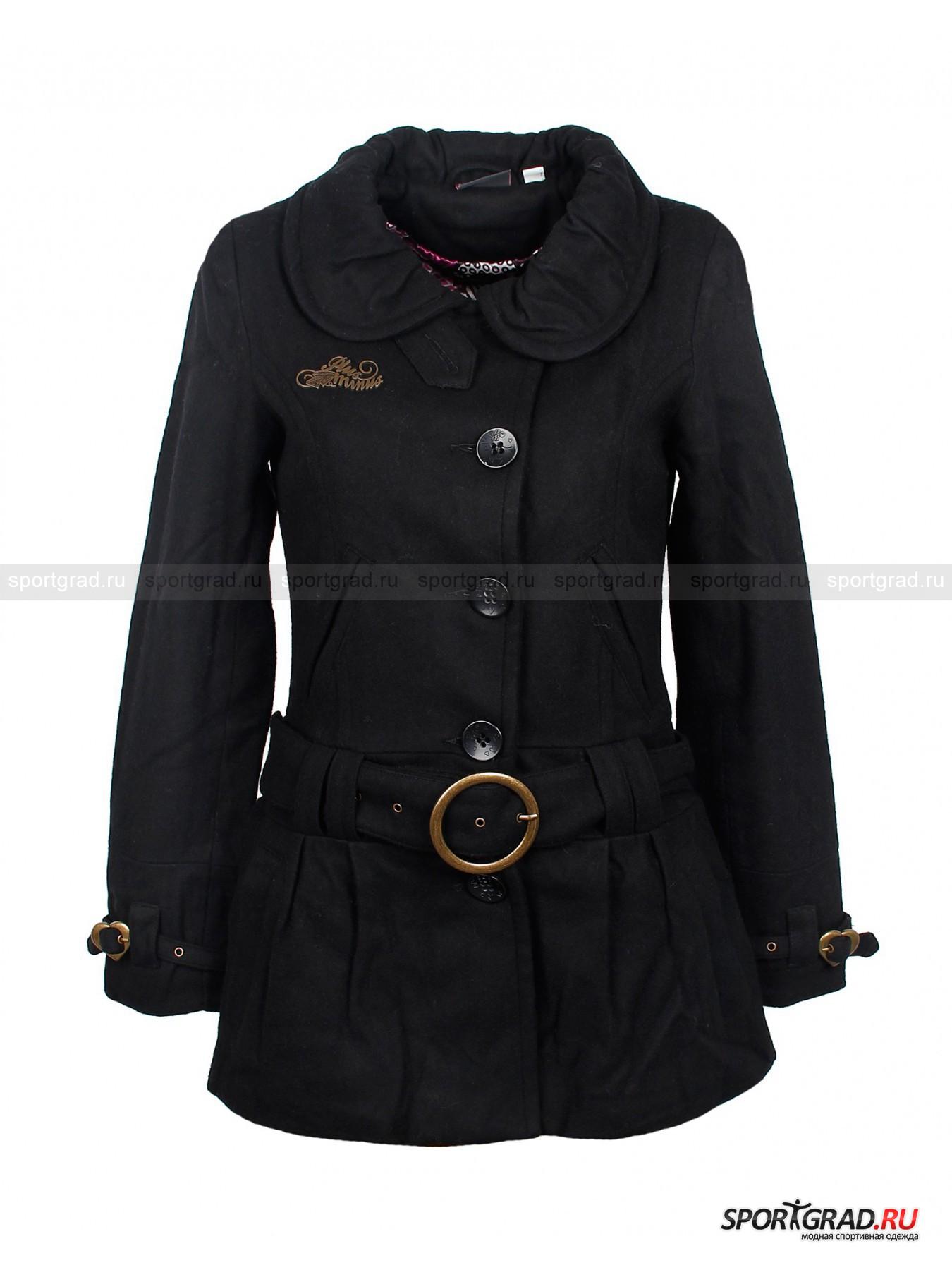 Пальто женское Marlin PLUSMINUS от Спортград