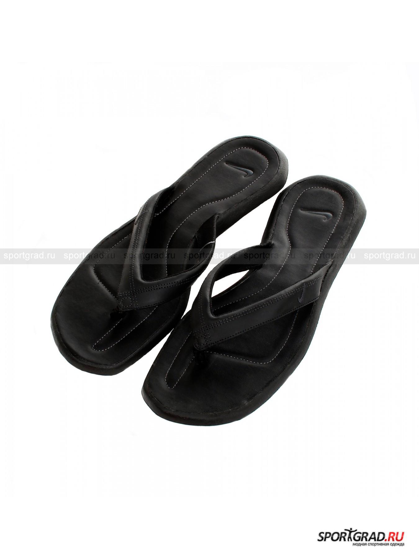 Сланцы жен. для пляжа Tiki thong leather NIKE