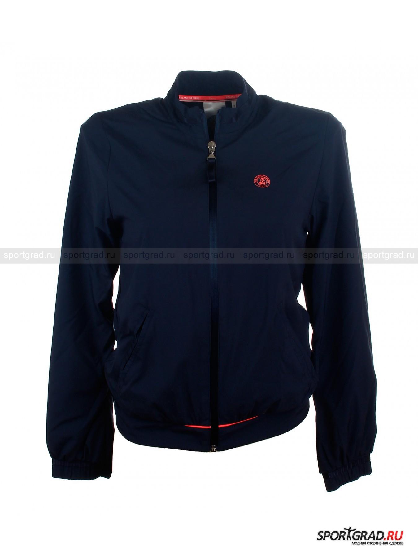 Куртка жен Roland Garros Jacket ADIDAS