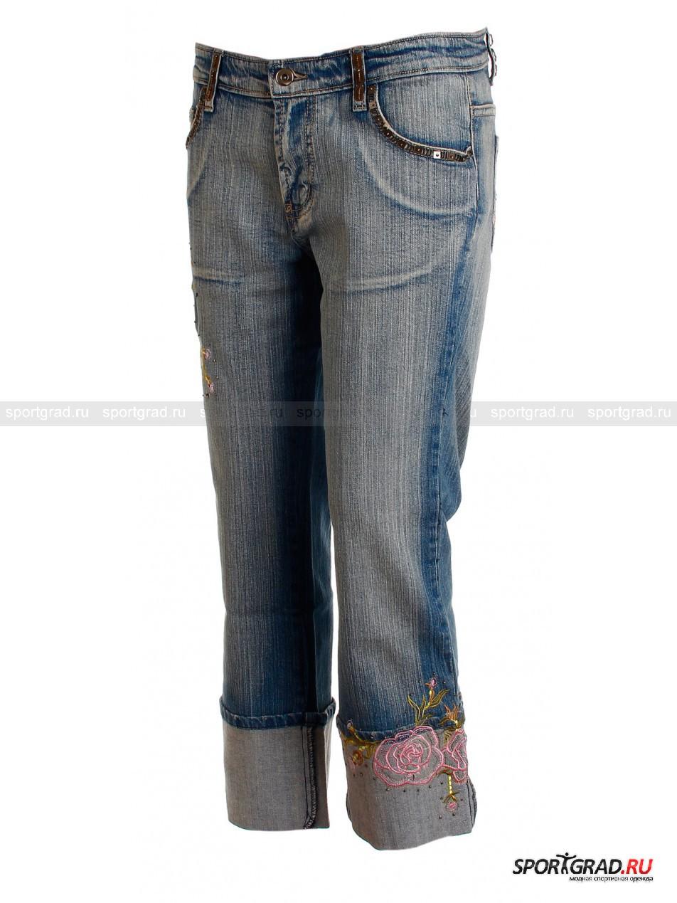 Капри женские джинсовые Kimberley SPORTALM от Спортград
