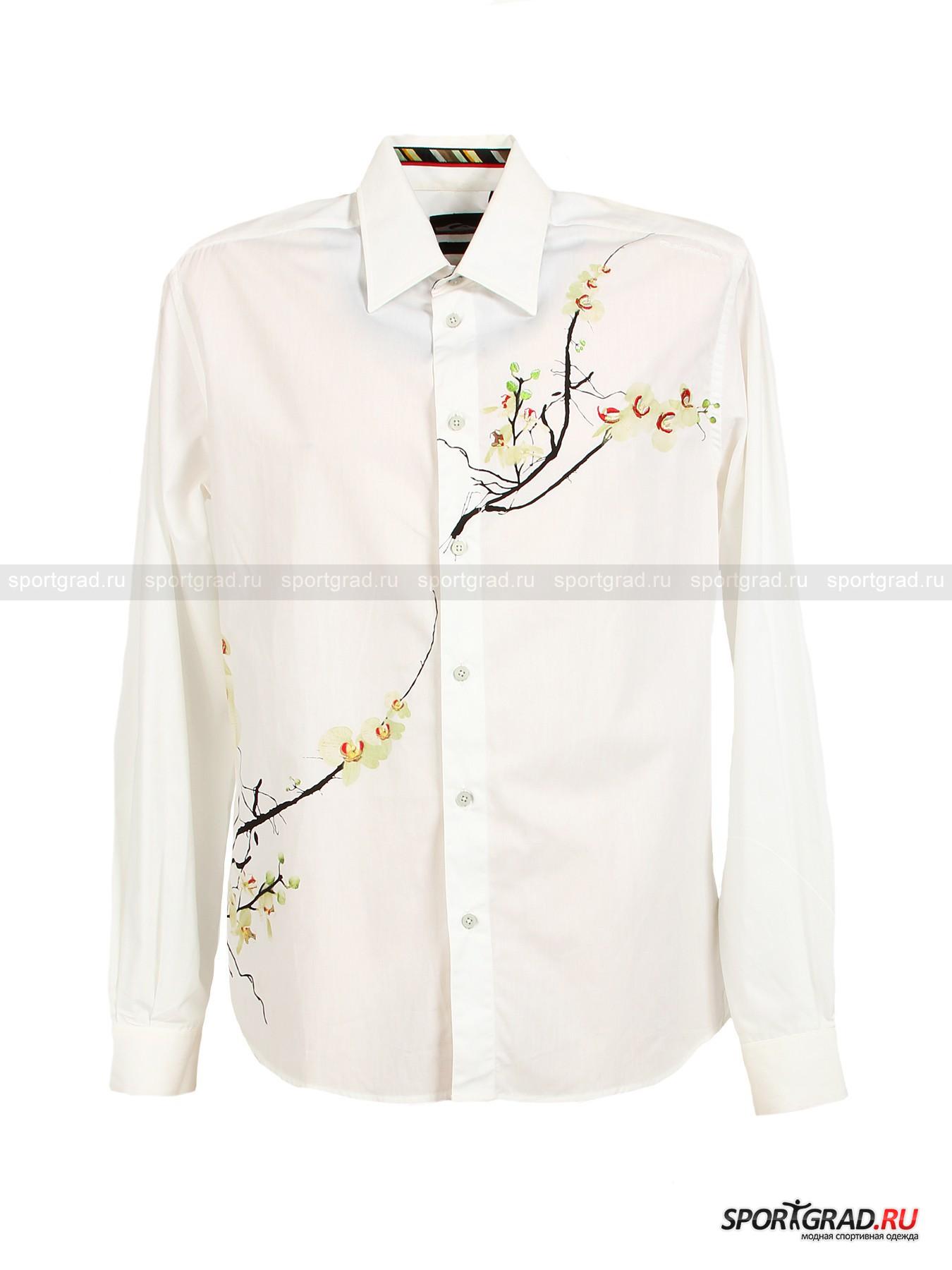 Рубашка мужская AIRBRUSH QUIKSILVER от Спортград