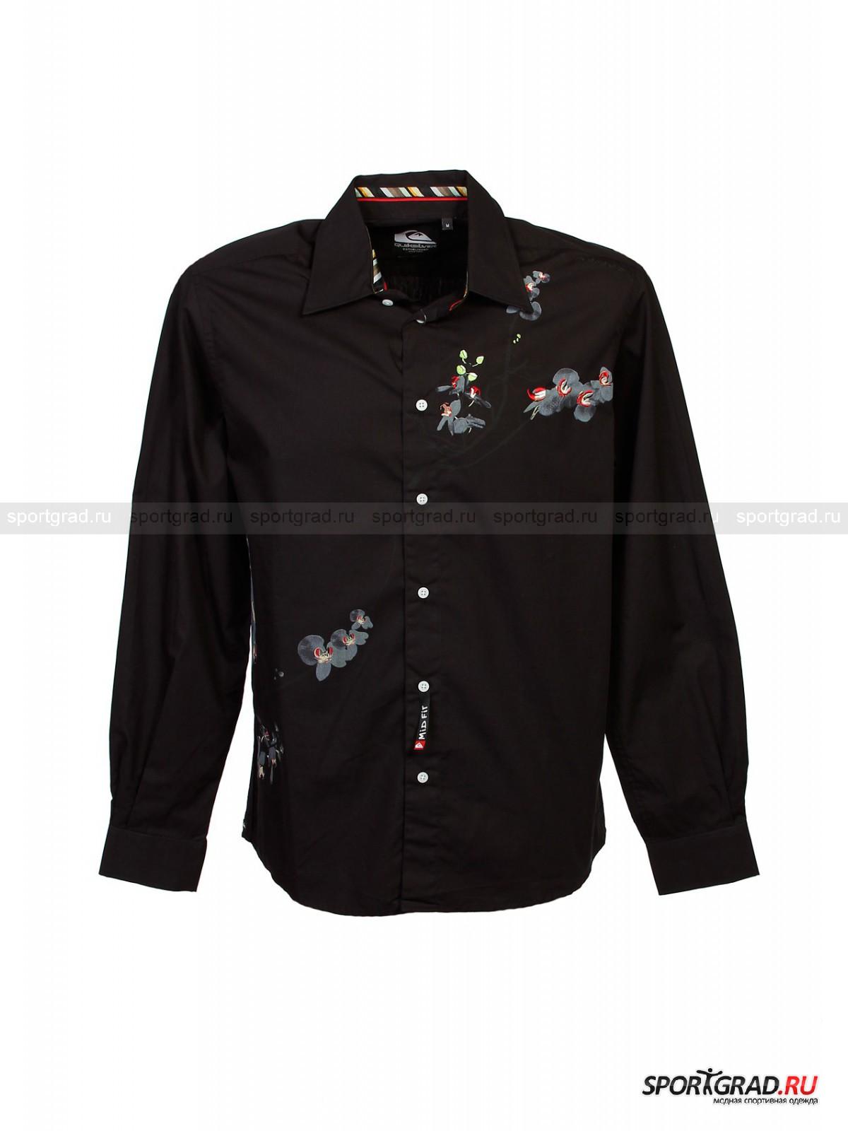 Рубашка мужская AIRBRUSH QUIKSILVER