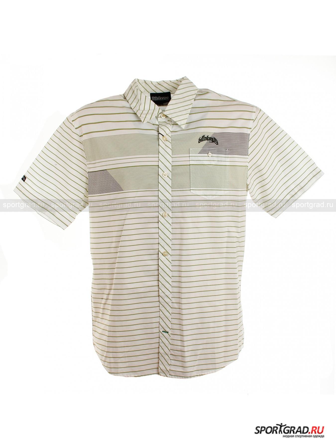 Рубашка мужcкая BILLABONG Cactus от Спортград