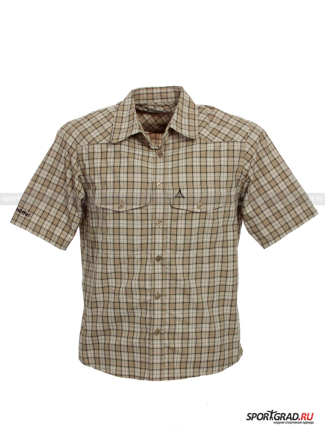 Рубашка мужская SCHOFFEL Bakaro от Спортград