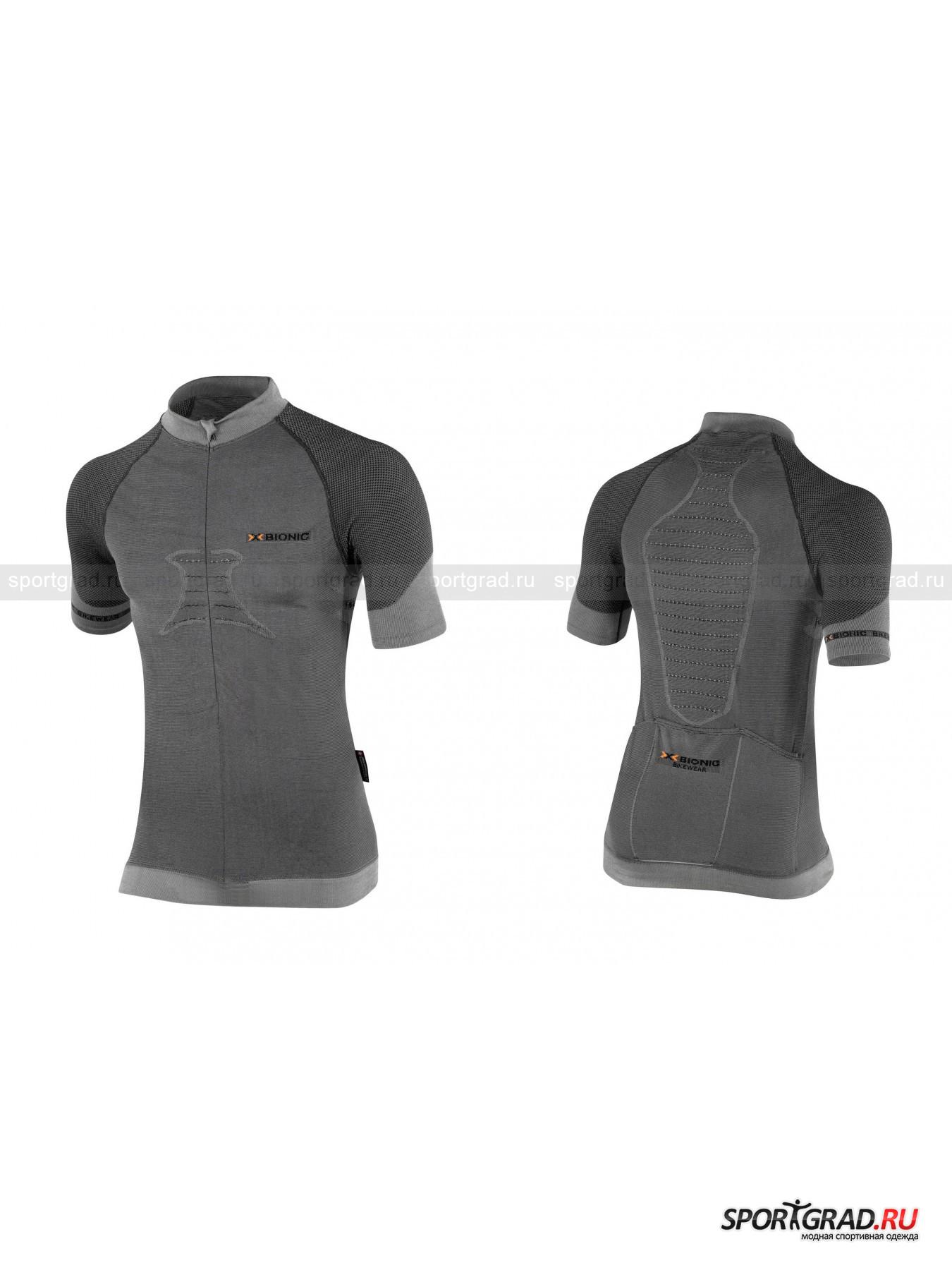 �����: ������������� ������� X-BIONIC FENNEC Shirt Short Sleeves Zip Up � �������� ������� ��� ����������