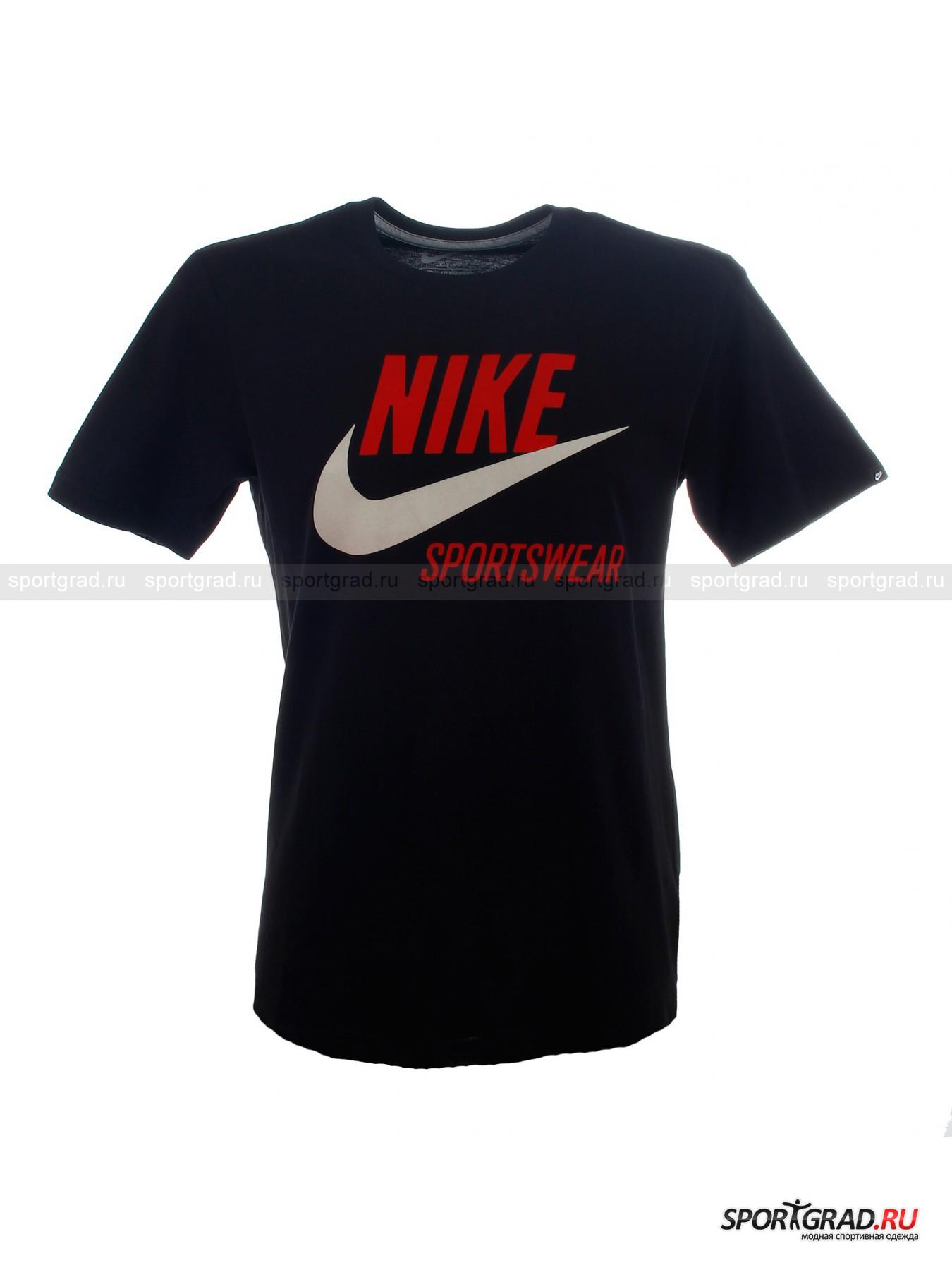 Футболка муж Nike SW Tee NIKE